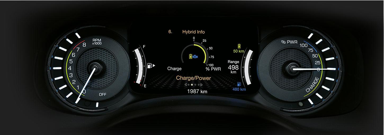 Compass Batterie Ladegerät | Elektrische Anlage | Wartung