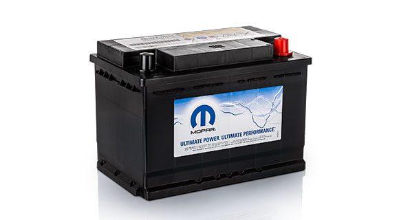 batterie defekt lampen diagnose